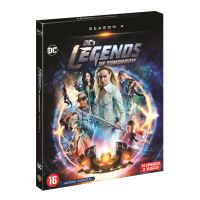DC's Legends of Tomorrow Saison 4 Blu-ray