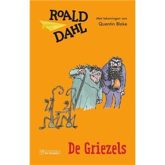 De Fantastische Bibliotheek Van Roald DahlDe griezels
