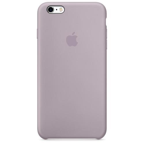 Coque Apple pour iPhone 6s Plus en silicone Lavande