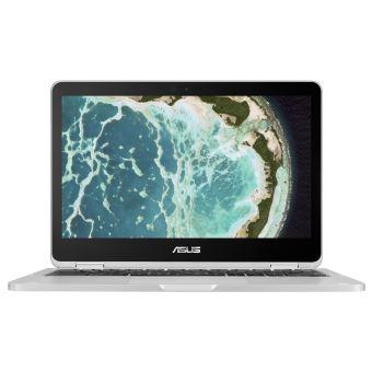 """PC Hybride Asus Chromebook Flip C302CA-GU003 12.5"""" Tactile Intel Core M3 8 Go RAM 64 Go eMMC"""