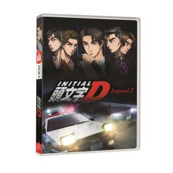 Initial DInitial d/legend 2