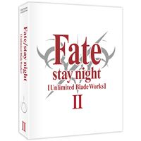 Fate Stay Night Unlimited Blade Works Part 2 DVD