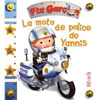 LA MOTO DE POLICE DE YANIS