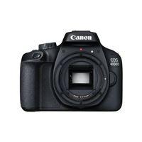 Canon EOS 4000D SLR Camera + Lens 18-55mm DC + Lens 75-300mm DC