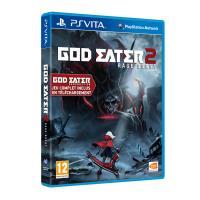 God Eater 2: Rage Burst (includes God Eater Resurrection)