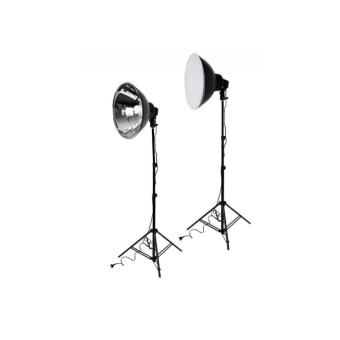 kit lumi re continue d rr 2 t tes 5500 k pour appareil studio photo accessoire photo achat. Black Bedroom Furniture Sets. Home Design Ideas