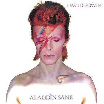 David Bowie Alladin Sane - Canvas