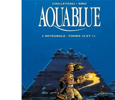 Aquablue - Intégrale T10+T11
