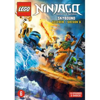 Lego Ninjago Masters Of Spinjitzu Seizoen 6 | 2 DVD