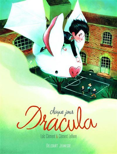 Les Contes des coeurs perdus - Chaque jour Dracula