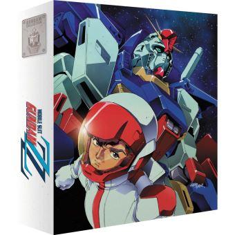 Mobile Suite GundamMOBILE SUIT GUNDAM ZZ-BOX-FR-BLURAY