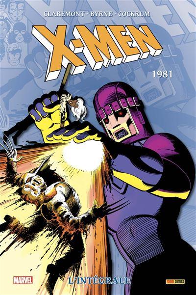 X-Men: L'intégrale T05 (1981) NED