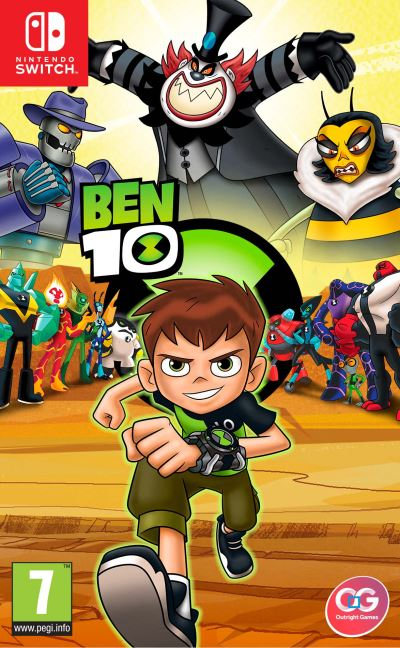 Ben 10 Nintendo Switch