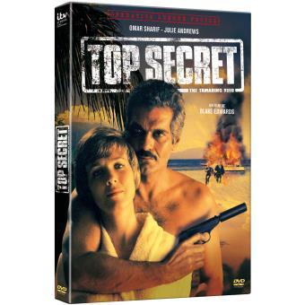 Top secret DVD