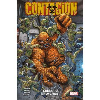 Contagion : Terreur à New York