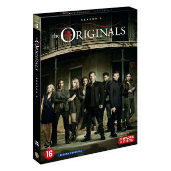 The OriginalsThe Originals Saison 3 DVD