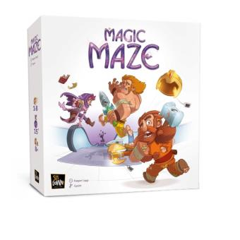 Magic Maze Sit Down