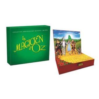Le magicien d'OzLe Magicien d'Oz Edition Limitée Blu-ray 4K Ultra HD