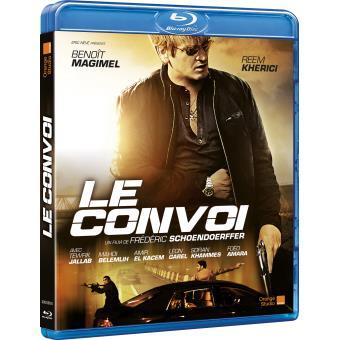 Le convoi Blu-ray