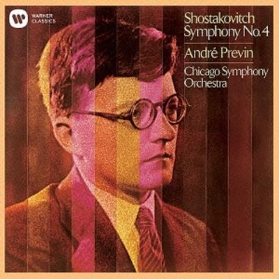 André Previn (1929-) Symphony-numero-4