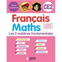 Tout le programme français maths CE2