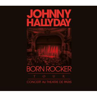 Born rocker tour Edition limitée