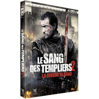 Le sang des Templiers 2 La rivière de sang DVD