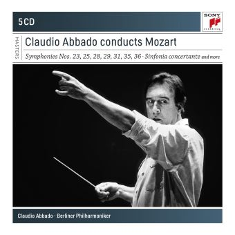 CONDUCTS MOZART/5CD