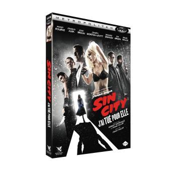 Sin City 2 : J'ai tué pour elle DVD