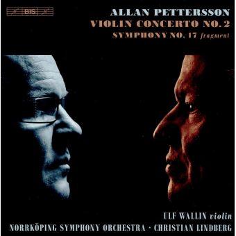 Concerto pour violon n 2/symph n 17 extrait
