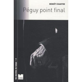 Péguy point final