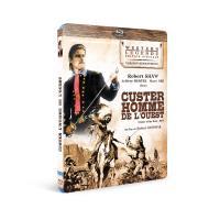 Custer, l'homme de l'ouest Blu-ray