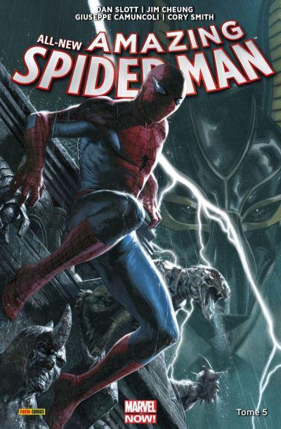 All-New Amazing Spider-Man T05 - La conspiration des clones - 9782809481839 - 17,99 €