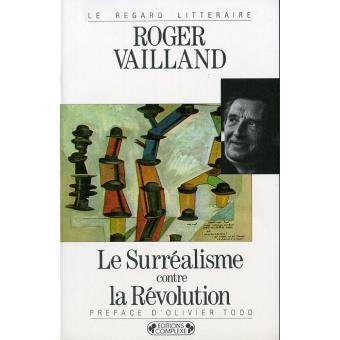 Le Surréalisme contre la révolution
