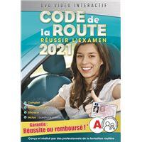 Code de la route 2021 réussir l'examen officiel DVD