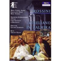 AURELIANO IN PALMIRA/DVD