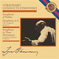 Conducts stravinsky:..