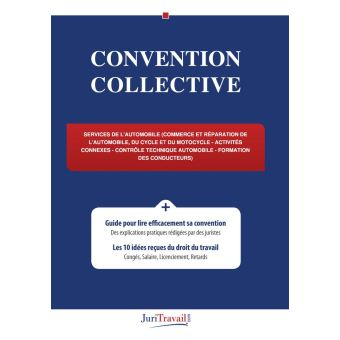 Convention Collective Services De L Automobile Commerce Et