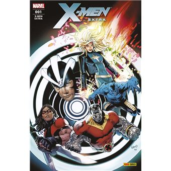 X-MenX-Men Extra (fresh start)
