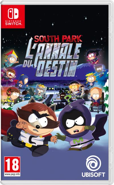 South Park : lannale du destin Nintendo Switch