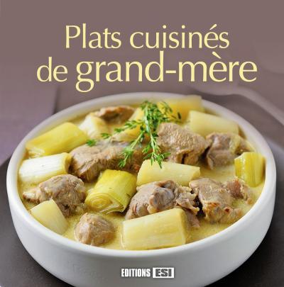 Plats cuisinés de grand-mère