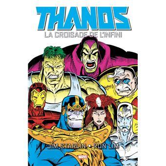 ThanosLa croisade de l'infini