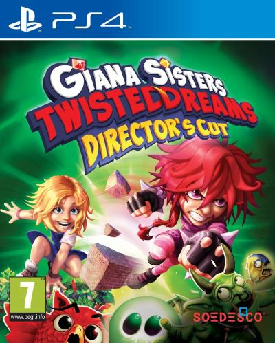 Giana Sisters : Twisted Dreams Director's Cut PS4