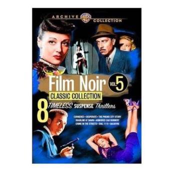 Volume five 4pc/film noir classic collection /gb/st fr gb sp