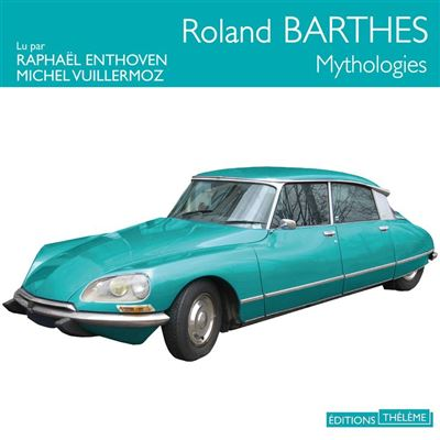 Mythologies - 9791025600825 - 16,99 €