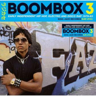 BOOMBOX 3/3LP