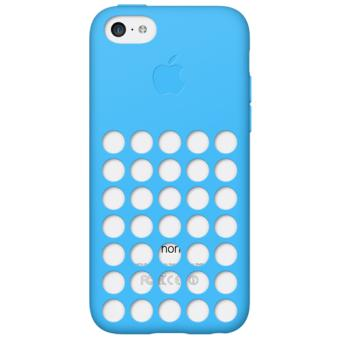 Coque Apple iPhone 5c Case Bleue