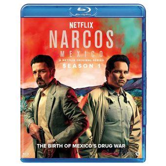 Narcos: Mexico-NL-BLURAY