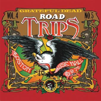 Road Trips Volume 4 Number 5 Boston Music Hall