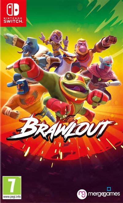 Brawlout Nintendo Switch